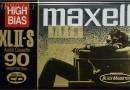 Maxell XLII-S 90 US 1998-99