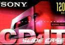 Sony CD-IT 120 US 1999-2001 v. C-120CDT1B
