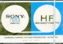 Sony HF 120 US Eu 1976-78