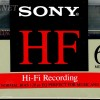Sony HF 60 US 1992-94  v.1 C-60HF