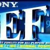 Sony EF 90 Eu 1999-2001 v. C-90EFB