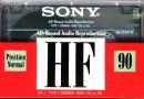 Sony HF 90 Eu 1992-94 v. C-90HF