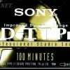 Sony CD-IT Pro 100 US 1992-94 v. C-100 CDP2