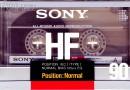 Sony HF 90 Eu 1989 v. a