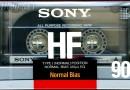 Sony HF 90 US Eu 1989 v. a