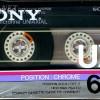 Sony UX 60 Eu 1986-87