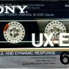 Sony UX-ES Eu 60 1986-87