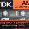 TDK A 90 Eu 1986-87