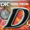 TDK D 90 Eu 1997-2001