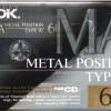 TDK MA 60 Jp 1992-93