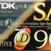 TDK SA 90 US 1992-97