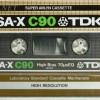 TDK SA-X 90 US 1979-81