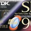 TDK SF 90 Eu 1992-95