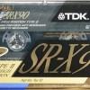 TDK SR-X 90 Jp 1990-91