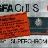 Agfa CrII-S SuperChrom HDX 60 1982-85