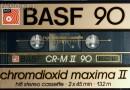 Basf Chromdioxid Maxima II 90 Eu 1985-87