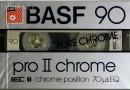 Basf Pro II Chrome 90 1982-84