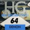 Denon HG 64 Jp 1990