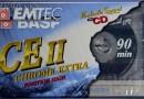 EMTEC Chrome Extra II 90 1997