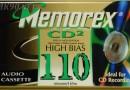 Memorex CD2 110 US 1997-99