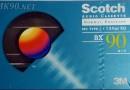 Scotch BX 90 US-Eu 1993-96