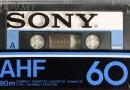 Sony AHF 60 Eu 1978-81