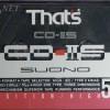 That's CD-IIS Suono 54 Jp 1989