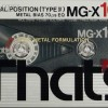 That's MG-X 100 Eu 1989