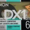 Denon DX1 90 US-Eu 1988-90