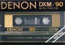 Denon DXM 90 1981