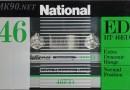 National ED RT-46ED Jp 1982-83