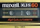 Maxell XLII-S 60 US 1980-82