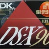 TDK DS-X 90 US 1992-97