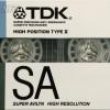 TDK SA 46 Jp 1987-89