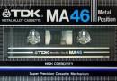 TDK MA 46 Jp 1982-83