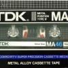TDK MA 46 Jp 1984