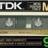 TDK MA 90 US 1986