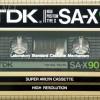 TDK SA-X 90 Eu 1985