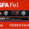 AGFA Fe I FerroColor HD 60 Eu 1982-85