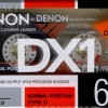 Denon DX1 60 WED Eu 1988-90