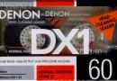 Denon DX1 60 WED Eu 1988-90