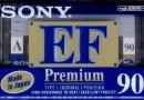 SONY EF Premium 90 EFPS