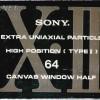 SONY X-II 64 Jp 1991-92
