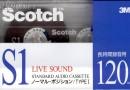 Scotch S1 120 Jp 1993-96