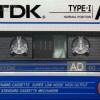 TDK AD 60 Eu 1986-87