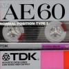 TDK AE 60 Jp 1987-88