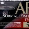 TDK AR 50 Jp1992-93