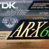 TDK AR-X 60 Jp 1990-91