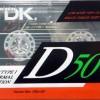TDK D 50 US 1990