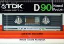 TDK D 60 Jp 1982-83